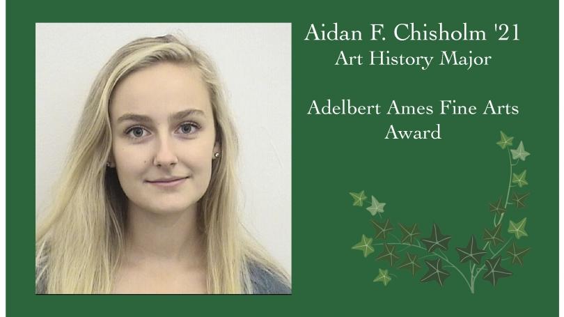 Aidan F. Chisholm