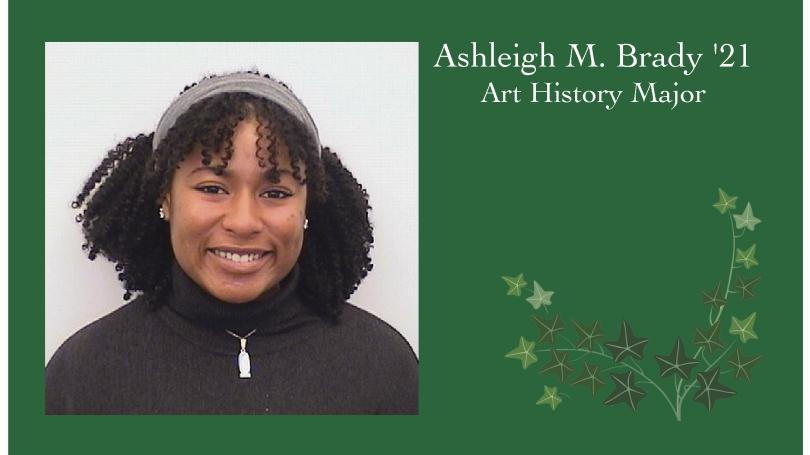 Ashleigh M. Brady