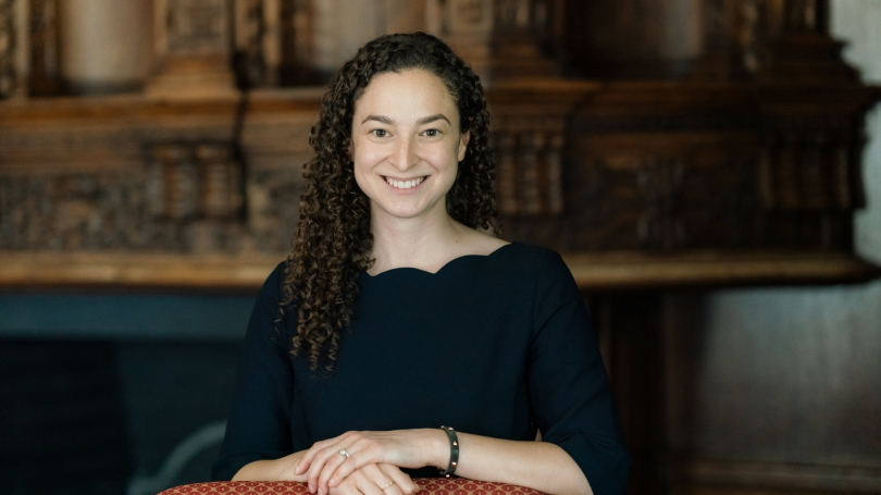 Congratulations to Elizabeth Kassler-Taub